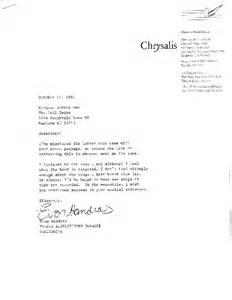 record company rejection letters marquesbovre com
