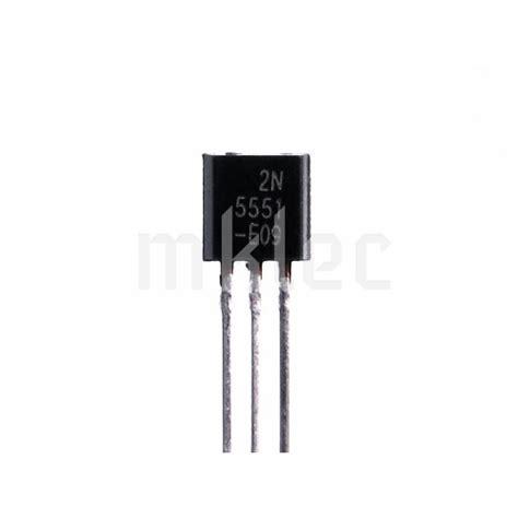 2n5551 Npn Transistor 2n5551 npn transistor fairchild