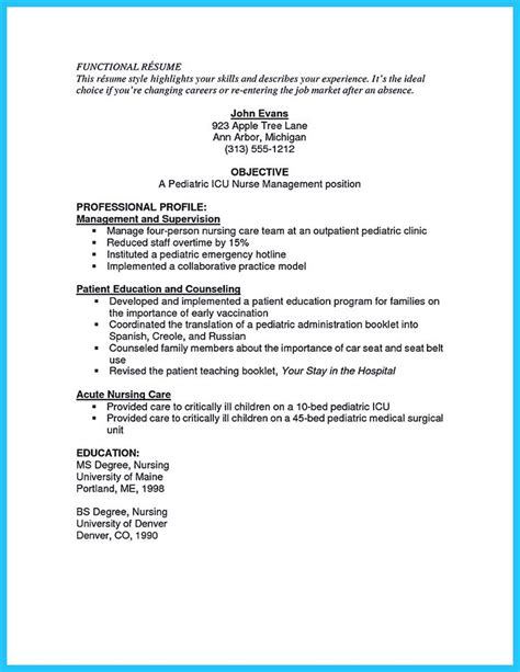 1000 ideas about resume objective sle on