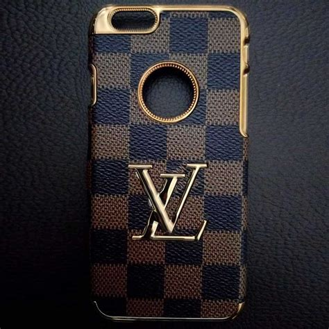 Iphone 6 Lv brown lv 6 6s on the trend