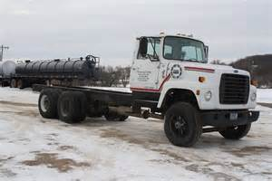 Ford Heavy Duty 1985 Ford 9000 Heavy Duty Cab Chassis Truck For Sale