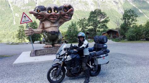 Motorrad Norwegen by Mit Dem Motorrad Durch Norwegen 2016 Teil 2 3