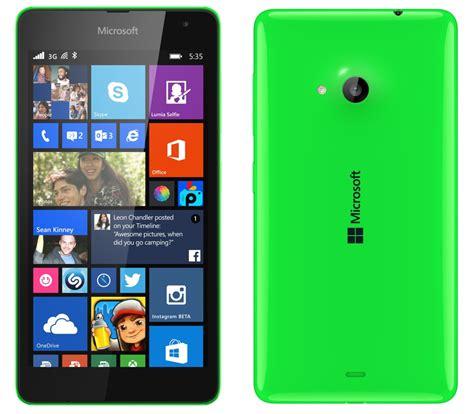 Cek Microsoft Lumia 535 microsoft lumia 535 fiche technique et caract 233 ristiques