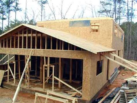 Garage Roof Construction Garage Framing Pictures