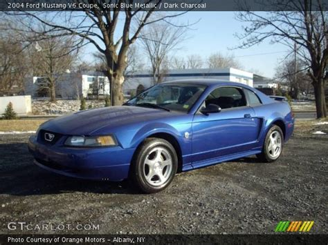 blue 2004 mustang 2004 ford mustang 40th anniversary edition blue book