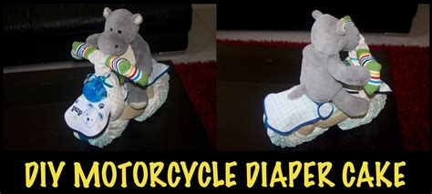 how to make a motorcycle diaper cake for boys youtube diy motorcycle diaper cake how to make youtube