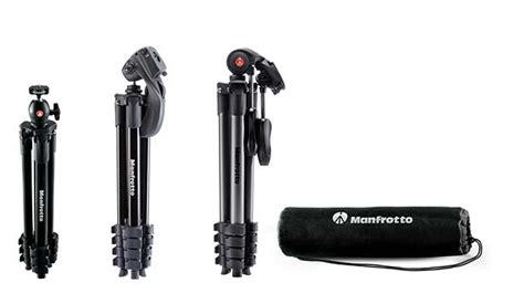 manfrotto ultra light tripod manfrotto launches compact series tripod monopod kits