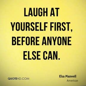 Laughter Anyone by Quotes About Laughing At Yourself Quotesgram