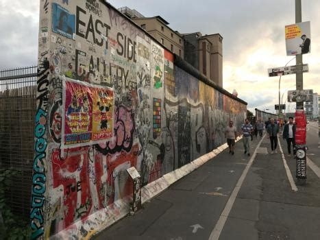 Berlin Wall Murals berlin wall pieces stand as warning against division