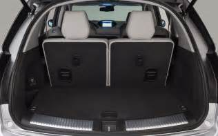 Acura Mdx Interior Dimensions 2014 Acura Mdx Photo Gallery Truck Trend