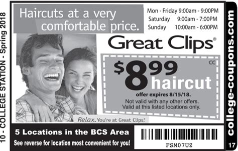 coupons for haircuts at great clips coupons for great clips haircuts gallery haircuts for