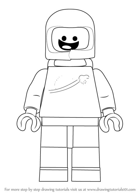lego tutorial easy learn how to draw benny from the lego movie the lego