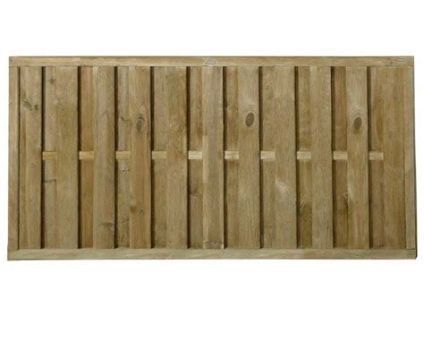 ft high mm forest vertical hit  fence panel