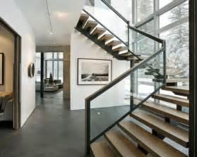 Contemporary Staircase Ideas Modern Staircase Design Ideas Remodels Photos