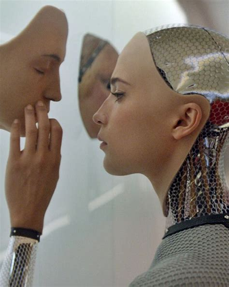 ex machina ava actress 17 beste idee 235 n over ex machina op pinterest ex machina