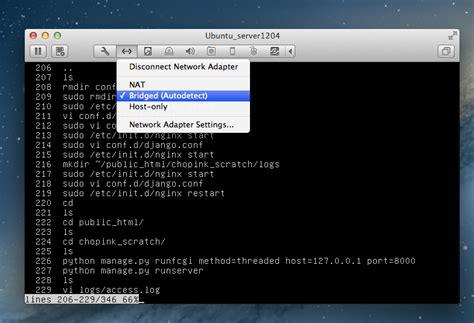 configure ubuntu mysql server setup django mysql in ubuntu server in vmware fusion js