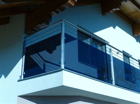 balkongeländer 1000 ideas about balkongel 228 nder glas on