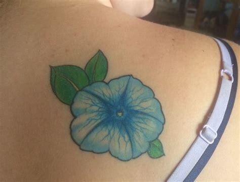 petunia tattoo best 25 petunia ideas on new zealand