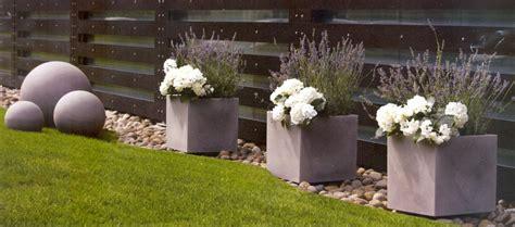 vasi per terrazzi in resina nicoli modus quadro 40 vasi resina vaso arredamento piante