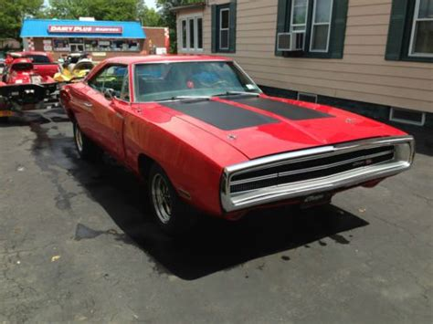 dodge charger with wing find used 1970 dodge charger r t original wing car