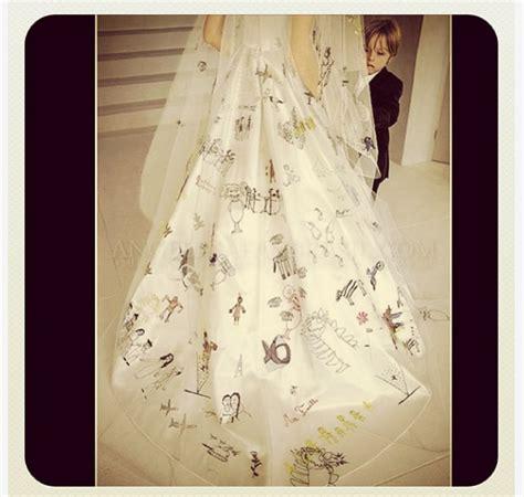 Harga Gaun Versace brad pitt s wedding 23 august 2014
