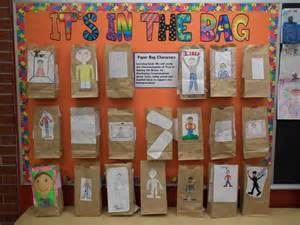 Brown Bag Book Report Grade by Runde S Room It S In The Bag
