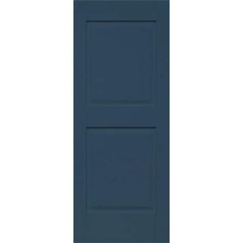 Home Fashion Technologies Plantation 14 In X 41 In Solid Home Depot Exterior Shutters
