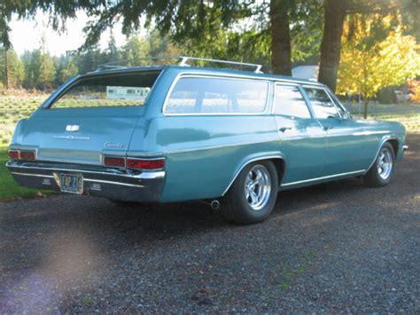 1966 impala wagon 1966 chevrolet impala 9 pass station wagon classic