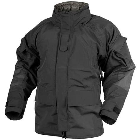 Jaket Parka Army Layer helikon ecwcs jacket generation ii black ecwcs