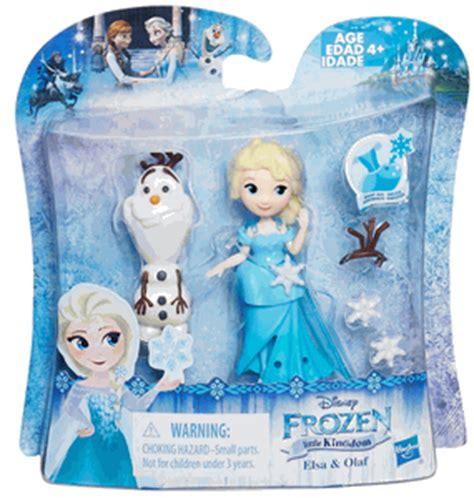 hasbro disney frozen kingdom elsa olaf