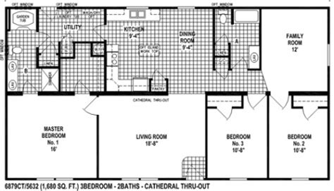 manufactured home floor plans how to find the best
