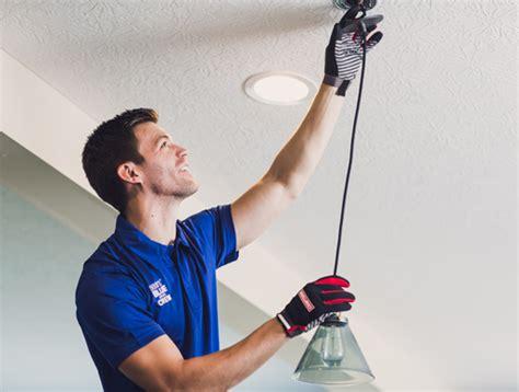 Lighting Fixture Installation Light Fixture Installation Repair Sears Handyman