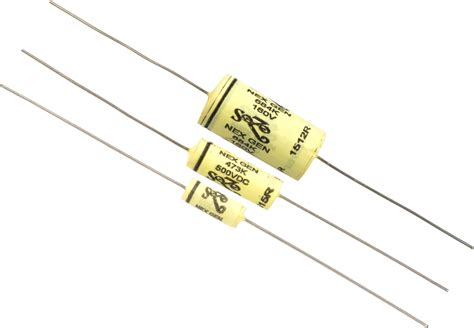 capacitor yellow capacitor sozo 500v nextgen yellow mustard vintage antique electronic supply