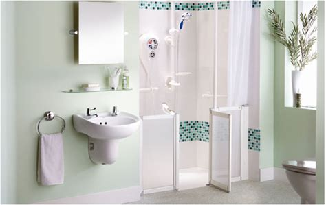various types of bathrooms for physically challenged
