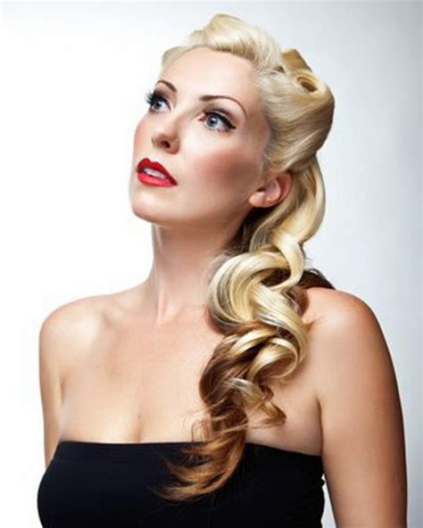Pin Hairstyles by 15 Pin Up Hairstyles Easy To Make Yve Style