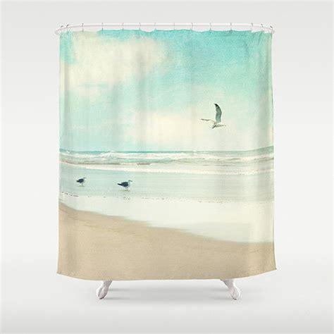 beach house shower curtain ocean shower curtain beach aqua home decor