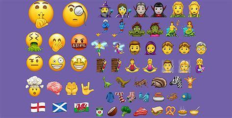 emoji unicode unicode 10 officially releases with 56 new emoji