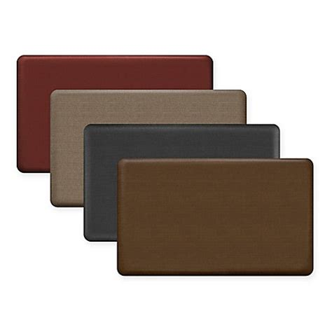 Bed Bath And Beyond Kitchen Rugs Newlife By Gelpro Designer Comfort Mat Bed Bath Beyond