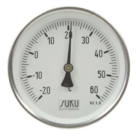 Termometer Bimetal type 04 ventilation duct bimetal thermometer suku your