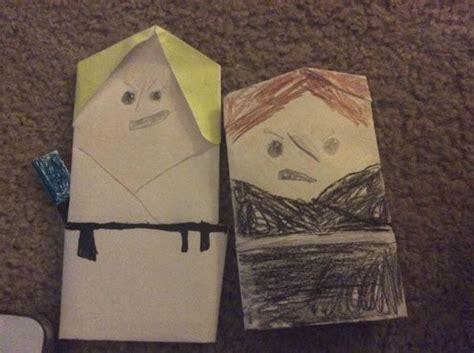 Origami Yoda Book 5 - wussssssssup origami yoda