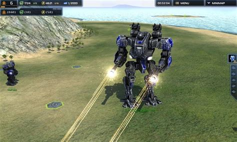 supreme commander mod the hammer wip image rev expansion mod rve for