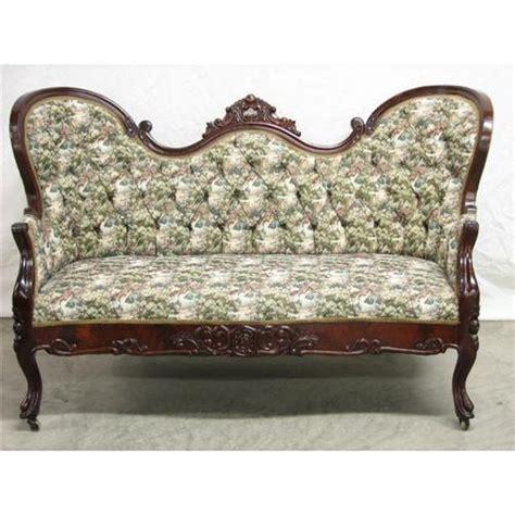 rococo revival sofa victorian rococo revival sofa c1840 1860