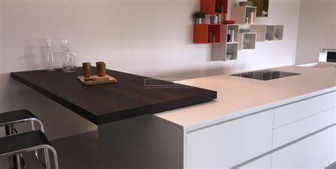 cucina bianco opaco cucine con piano snack fabbriche mobili