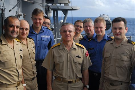 international staff at forefront of cmf counter piracy