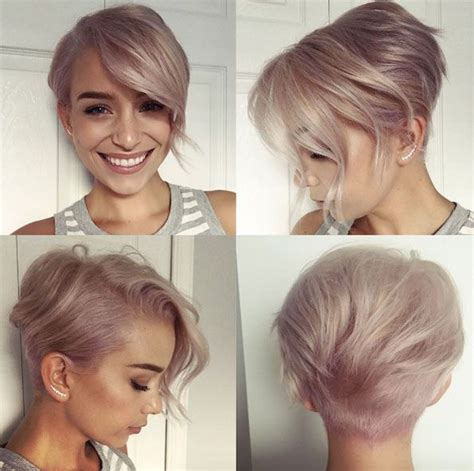 gcan you get a pixie cut with a large forehead 50 incredible pixie haircuts to inspire you all season