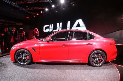 New Alfa Romeo Giulia by New Alfa Romeo Giulia Confirmed For September 2016 Launch