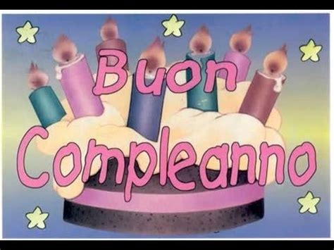 Happy Birthday Wishes In Italian Happy Birthday Song In Italian Everybodylovesitalian Com