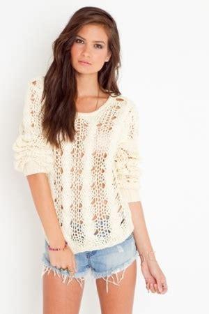 Quero Tunik modelos de blusas de tric 244 modernos trico
