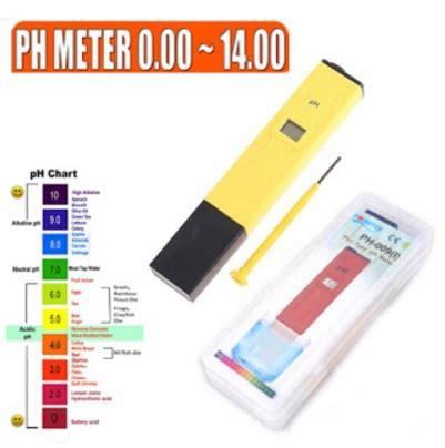 Ph Meter 009 Bonus Benih Alat Ukur Hidroponik jual ph meter air hidroponik digital bibitbunga