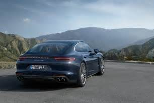 Reviews On Porsche Panamera 2017 Porsche Panamera Reviews And Rating Motor Trend